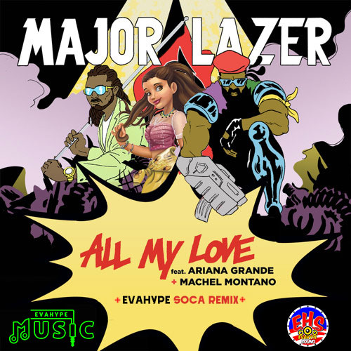 All My Love Remix
